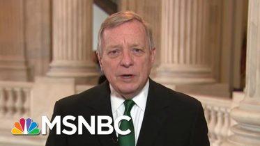 Sen. Dick Durbin: Trump Should Declare National State Of Emergency | Morning Joe | MSNBC 6