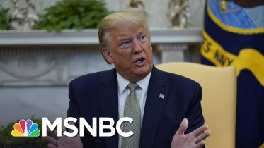 'We Had To Move Quickly': Trump Defends New Travel Restrictions For Coronavirus | MSNBC 10