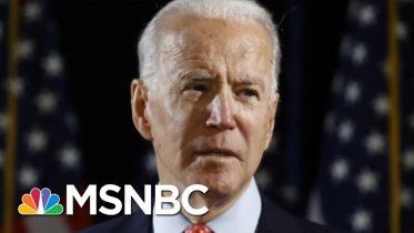 White House's Crisis Of Credibility While Anxiety Around Coronavirus Soars | Deadline | MSNBC 10