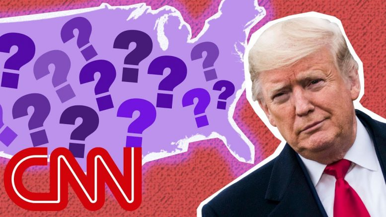 President Trump's electoral map leaves out this big factor 1