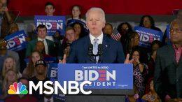 Amy Klobuchar And Pete Buttigieg To Endorse Joe Biden | Deadline | MSNBC 3