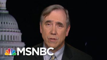 'Insane That We're Leaving D.C.' Sen. Merkley On Break Amid Coronavirus Pandemic | All In | MSNBC 6