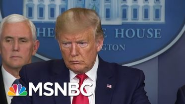Dems, President Donald Trump, And Officials Clash Over Coronavirus | Deadline | MSNBC 6