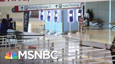 When It Comes To Flying During Coronavirus Crisis, 'Preparation Matters' | The Last Word | MSNBC 6