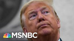 Coronavirus Disrupts Daily Life As Trump Fails To Calm A Nation On Edge   The 11th Hour   MSNBC 5