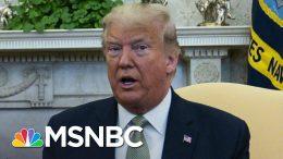 Trump's Coronavirus Speech Raised More Questions Than It Answered | The 11th Hour | MSNBC 6