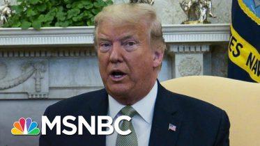 Trump's Coronavirus Speech Raised More Questions Than It Answered | The 11th Hour | MSNBC 10