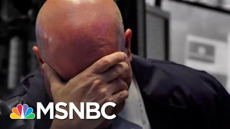 What Can Government Do As Coronavirus Wreaks Havoc On The Economy? | The 11th Hour | MSNBC 1
