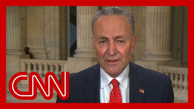 Sen. Chuck Schumer breaks down what's in the stimulus package 1
