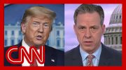 Tapper: How many lives affected by Trump's 'false sense of security' 2