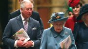 Prince Charles has COVID-19. When is the last time he saw Queen Elizabeth? 3