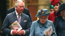 Prince Charles has COVID-19. When is the last time he saw Queen Elizabeth? 4