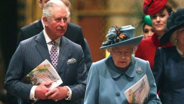 Prince Charles has COVID-19. When is the last time he saw Queen Elizabeth? 6