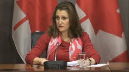 Freeland: All travellers will face mandatory self-isolation upon return to Canada 6
