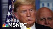 Trump Plans To Declare National Emergency Over Coronavirus | Andrea Mitchell | MSNBC 5