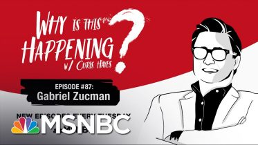 Chris Hayes Podcast With Gabriel Zucman | Why Is This Happening? - Ep 87 | MSNBC 6