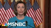Pelosi Calls For A 'Whole Of Government' Response To Coronavirus | MSNBC 4