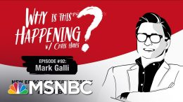 Chris Hayes Podcast With Mark Galli | Why Is This Happening? -Ep 92 | MSNBC 1