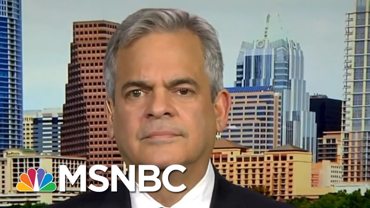 Austin Mayor On SXSW: 'That Was Worth About $350 Million' | MTP Daily | MSNBC 1