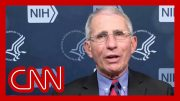 Dr. Fauci: You don't make the timeline, the virus does 2