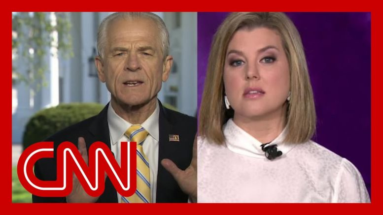 Keilar to Peter Navarro: You are wasting everyone's time 1