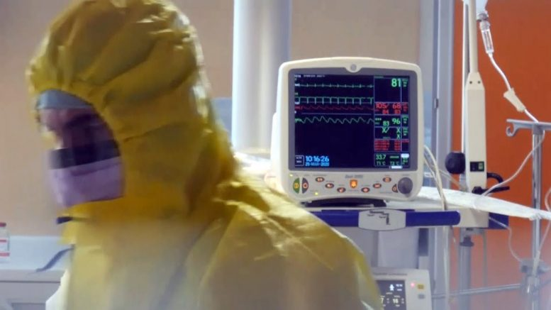 A look inside some of Europe's COVID-19 ICUs 1