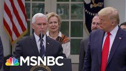 The Cult Of Trump During Coronavirus | All In | MSNBC 3