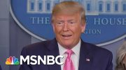 Trump, Dems Reach Coronavirus Relief Deal As National Emergency Is Declared | The 11th Hour | MSNBC 4