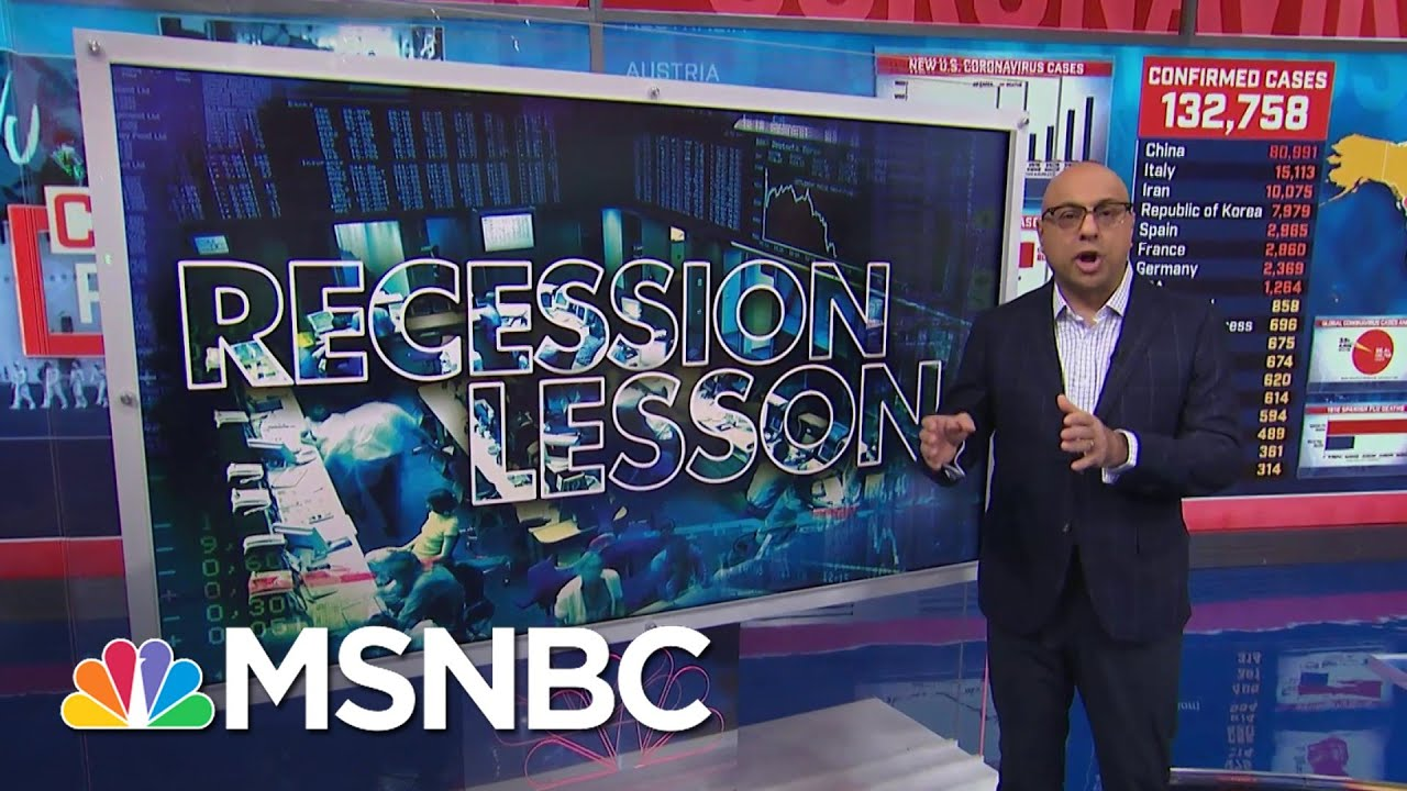 Are We In A Recession Right Now? | MSNBC 1
