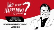 Chris Hayes Podcast With Jon Favreau | Why Is This Happening? - Ep 96 | MSNBC 3