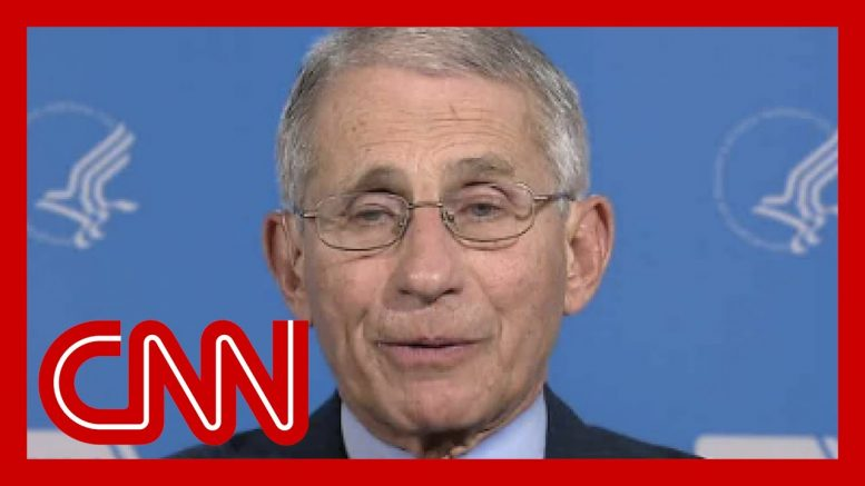 Dr. Anthony Fauci explains why Trump opted to not quarantine New York 1
