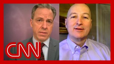Tapper to GOP governor: Does your state think this is a hoax? 1