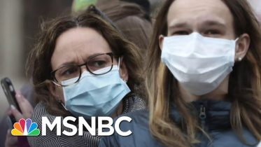 NBC/WSJ Poll Shows Coronavirus Affect On American's Day-To-Day Lives | MSNBC 6