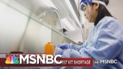 National emergency: Bracing for influx of coronavirus cases in US - Day That Was | MSNBC 2