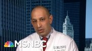'No One Will Critique' The U.S. If We Over-Prepare, Says Doctor | Morning Joe | MSNBC 2