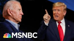 Biden Picks Up Endorsements As Trump Holds A Rally Amid Coronavirus Spread | The 11th Hour | MSNBC 7
