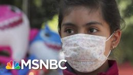Donating Sanitizer & Producing Face Masks, Businesses Retool For Virus Threat | MTP Daily | MSNBC 4