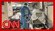Go inside a NYC hospital on the front lines of the coronavirus outbreak 2
