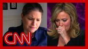 Daughter's heartbreaking story brings Brooke Baldwin to tears 2