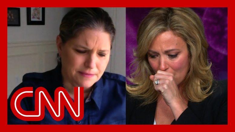 Daughter's heartbreaking story brings Brooke Baldwin to tears 1
