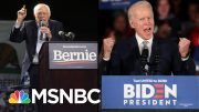What A Potential Sanders vs. Biden Race Would Mean For Democrats | The 11th Hour | MSNBC 3