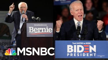 What A Potential Sanders vs. Biden Race Would Mean For Democrats | The 11th Hour | MSNBC 6