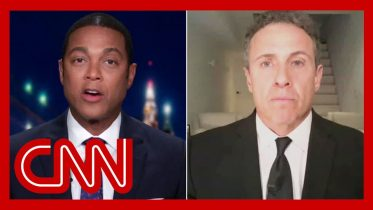 Cuomo and Lemon disagree over news coverage of Trump 6