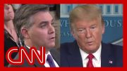 Acosta to Trump: This may be an uncomfortable question ... 5