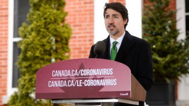 Prime Minister Justin Trudeau announces $2-billion to procure medical supplies to fight COVID-19 6