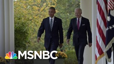 Joe Biden On Phone Call With Former President Obama After SC Win | The Last Word | MSNBC 5