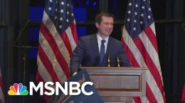 Joe Biden On Buttigieg: He's A 'Really Caliber Candidate' | The Last Word | MSNBC 8