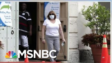 Is There A Way To Predict When COVID-19's peak Will Hit? | MTP Daily | MSNBC 6