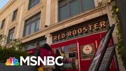 Shuttered By Coronavirus, Bar And Restaurant Workers Push D.C. For A Bailout Too | MSNBC 4