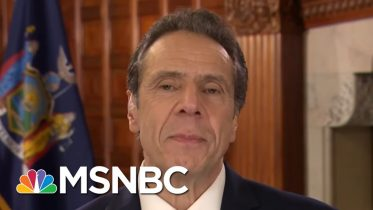 Governor Andrew Cuomo Pushes For Unified State Response To Coronavirus | MSNBC 6